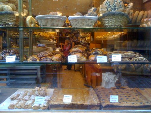 Korcar patisserie in the 5th arr.